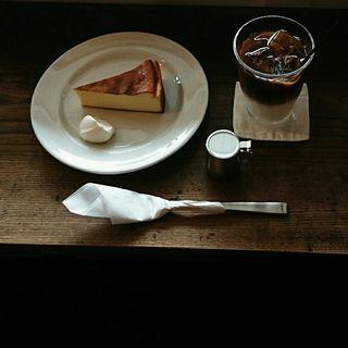 チーズケーキ(イイジマ コーヒー (iijima coffee))
