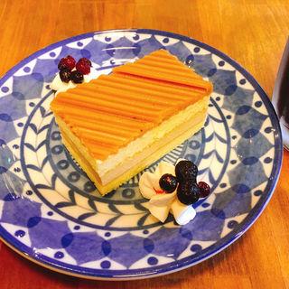 ケーキセット(カタコトキッチン 荻窪)