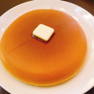 ホットケーキ(1枚)お飲み物付(ウエスト青山ガーデン (WEST AOYAMA GARDEN))
