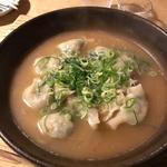 炊き餃子(池田屋)