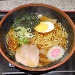 煮干しラーメン(富士そば 神楽坂店)