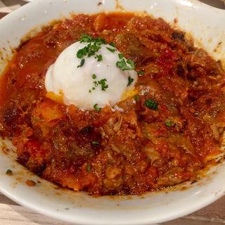 牛スジのトマト煮込み(俺のフレンチ 博多)