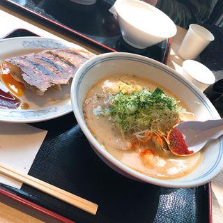 元祖仙台辛味噌  味噌ラーメン