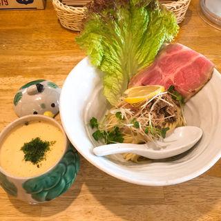 冷製‼️鯖レモンと山芋トロロ(KUCHE (クーシェ))