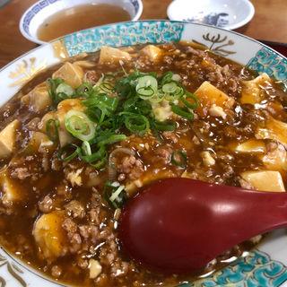 マーボー丼(中国飯店紀淡 )
