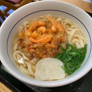 海老かきあげうどん(なか卯 西新宿店 )