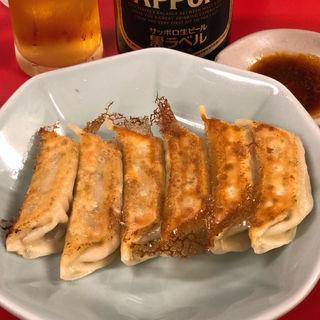 焼餃子(宇都宮みんみん 本店 )