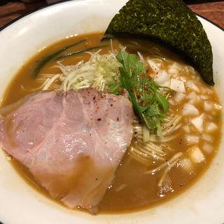 鶏白湯ラーメン(麺屋ほぃ )