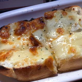 チーズフォンデュトースト(レミさんち)