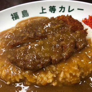 カツカレー(上等カレーBR 日本橋店 )