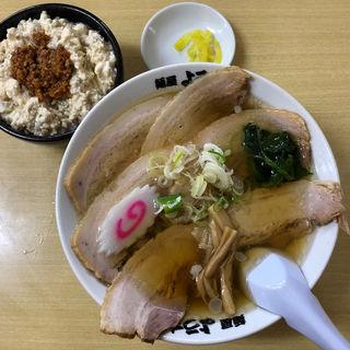 チャーシューメン(麺屋 ようすけ)