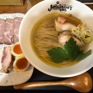 塩のトキメキ(らーめんstyle JUNK STORY (ラーメンスタイルジャンクストーリー))