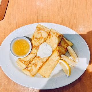 レモン、サワークリーム(Eggs 'n Things ららぽーと立川立飛店)
