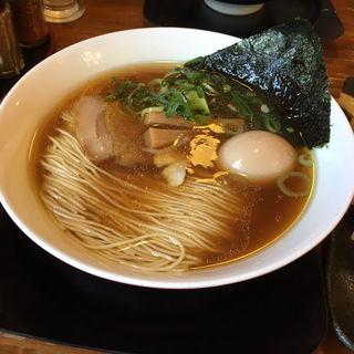 味玉そば(中華そば 麺や食堂)