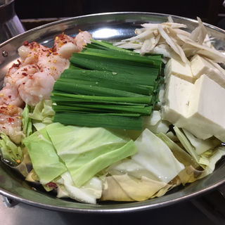 もつ鍋しょうゆ味(もつ鍋五郎)