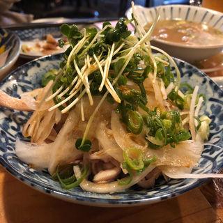 酢モツ(八千代台東口の串屋横丁 )
