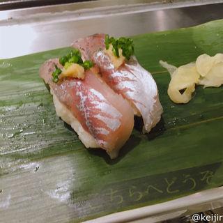 まあじ(魚がし日本一 エキュート品川サウス店 )