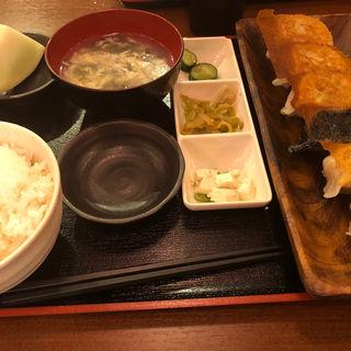 餃子定食(和合餃子)