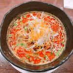 担々麺(たん担めん麺 炎真 (タンタンメンメン エンシン))