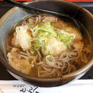 冷たい肉そば(とん八 米沢店 (とんぱち))