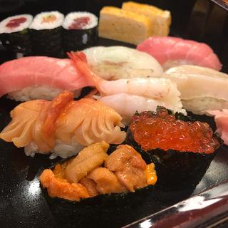 ランチ寿司(イサミ鮓 )