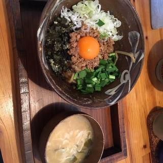 まぜ麺(まぜ麺マホロバ)