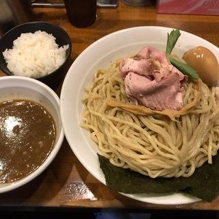 特製つけ麺特盛 麺増し(馳走麺 狸穴)