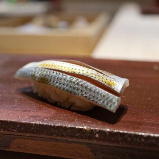 小鰭(千住しげ)
