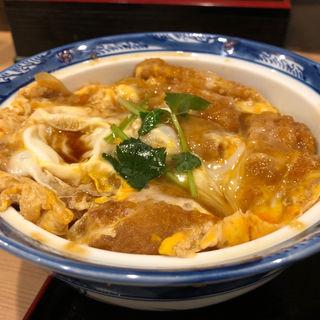 カツ丼(博多やりうどん 福岡店)