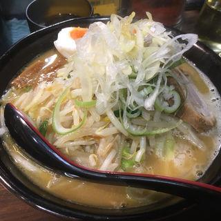 味噌、味卵(麺処 花田 池袋店 )