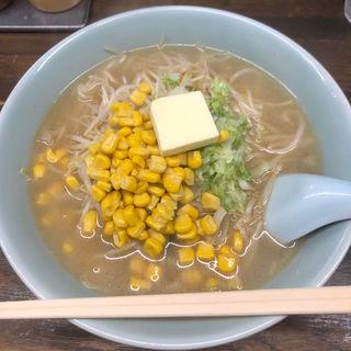しおバターラーメン(熊王ラーメン (くまおうらーめん))