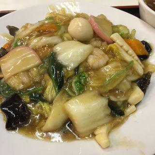 五目中華丼(横浜飯店 )