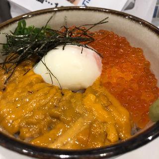 ウニいくら丼(IKR51 (アイケーアール51))