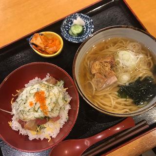 今週の丼セット(板前心 菊うら (いたまえごころきくうら))