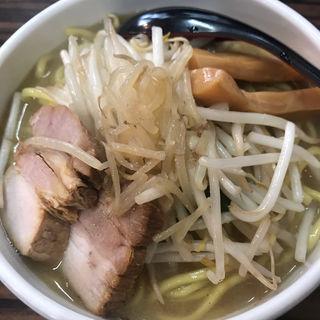 味噌ラーメン(味噌麺処 花道 (みそめんどころ はなみち))