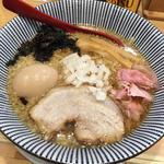 焼きあご塩らー麺(焼きあご塩らー麺たかはし 銀座店)