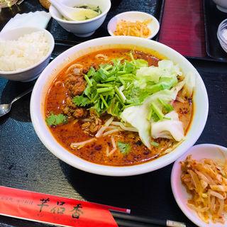 麻辣刀削麺(純中国伝統料理四川料理 芊品香 (センピンシャン))