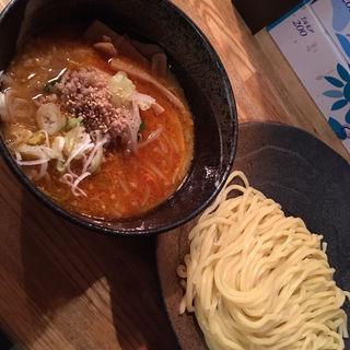 辛味噌つけ麺(つけ麺屋 やすべえ 練馬店 )
