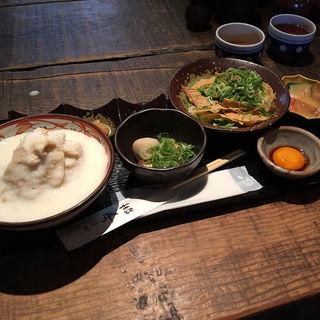 牛葱すき焼き定食(葱や平吉 高瀬川店 (ねぎやへいきち))