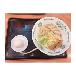 汁なしラーメン(油そば)(日高屋 金町北口店 )