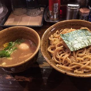 ベジポタ味玉つけ麺(つけ麺 えん寺 吉祥寺総本店)