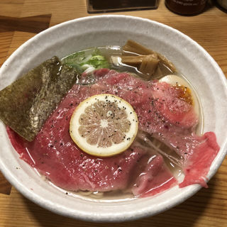 A5飛騨牛とび肉塩そば(エム (M))