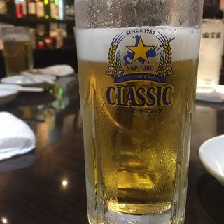 生ビール(四文屋 すすきの駅前店)