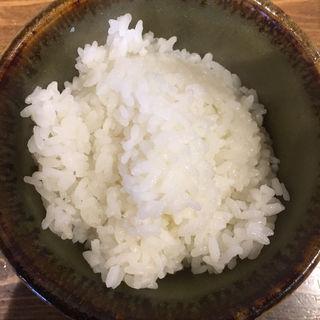 白ごはん 小(焼肉座牛)