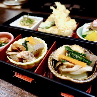 〈限定10食〉和弁当ランチ(和洋ダイニングケイ (和洋ダイニングKeai))