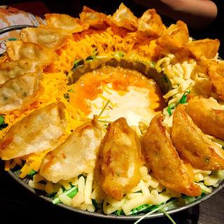 チーズフォンデュ餃子(かのん 上野中央通り店 )