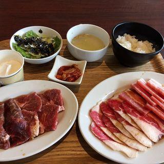 牛肉ランチ肉倍量(牛角ビュッフェ 市川コルトンプラザ店 )
