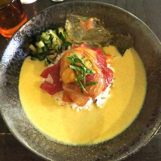 海鮮冷カレー(wacca)