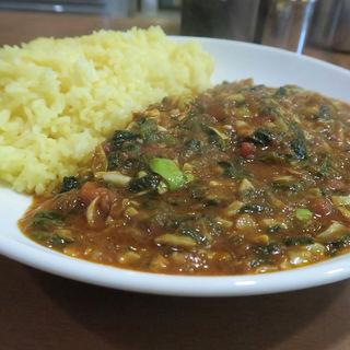 野菜カレー(きんもち)