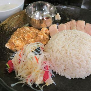 富士鶏飯(カオマンガイ)(フジヤマ コウタ)